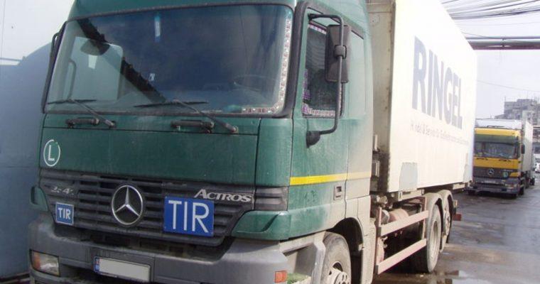 Camion Mercedes Actros 2540-AN 2000