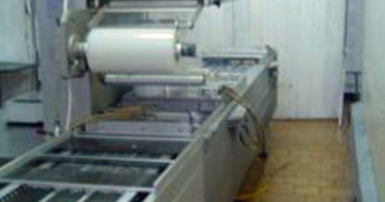Masina de ambalat in linie Multivac