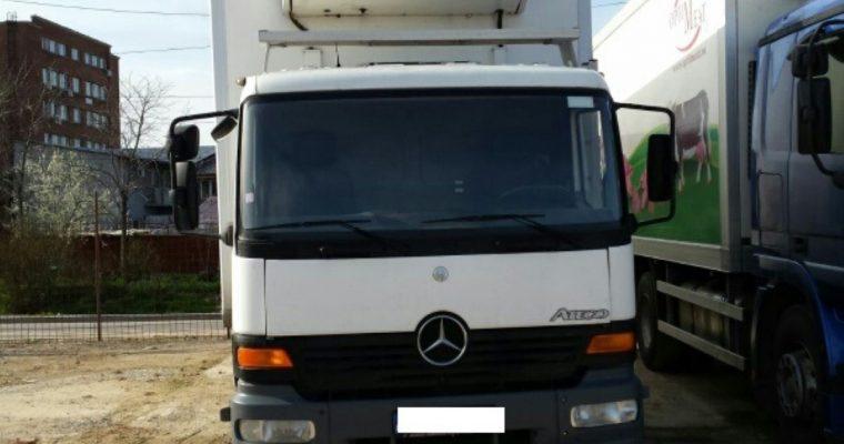 Mercedes-Benz ATEGO 1217