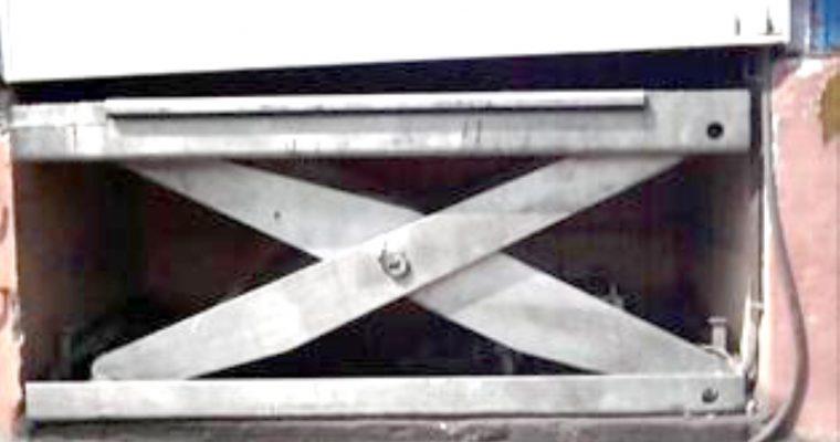 Rampe hidraulice inox