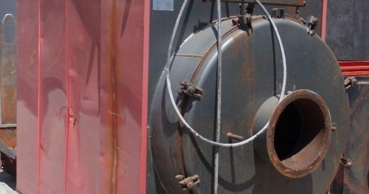 Boiler Termansi 800.000 kcal / h