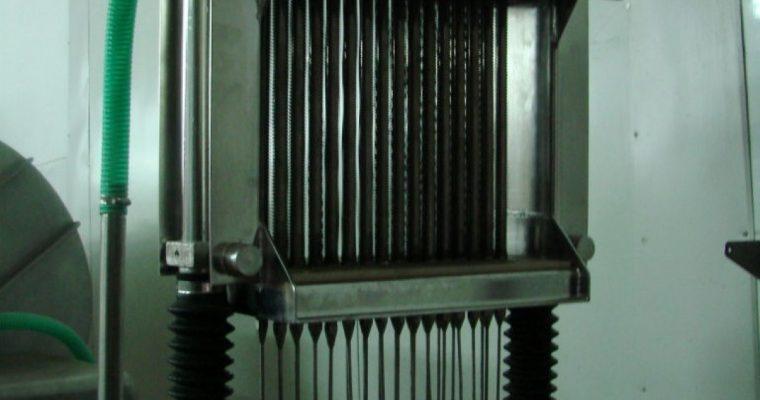 Masina de injectat Fomaco