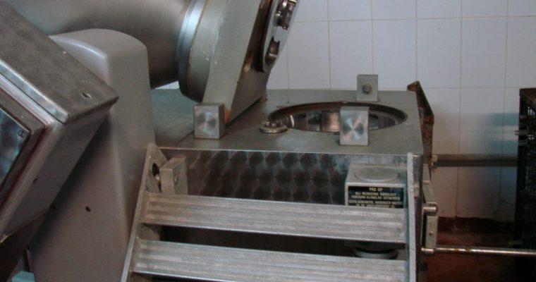 Sprit Handtmann- masina de umplut