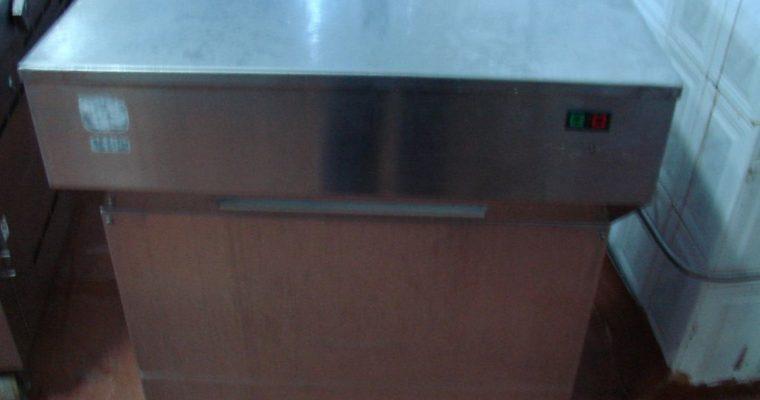 Masina de gheata Weber
