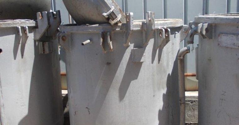 Sterilizator vertical