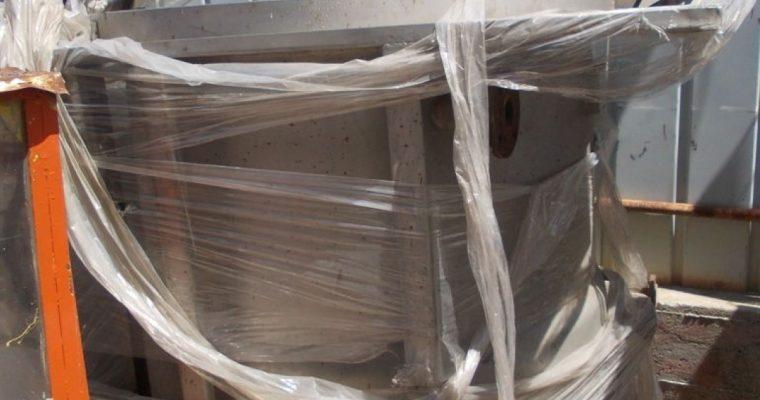 Sterilizator vertical inox